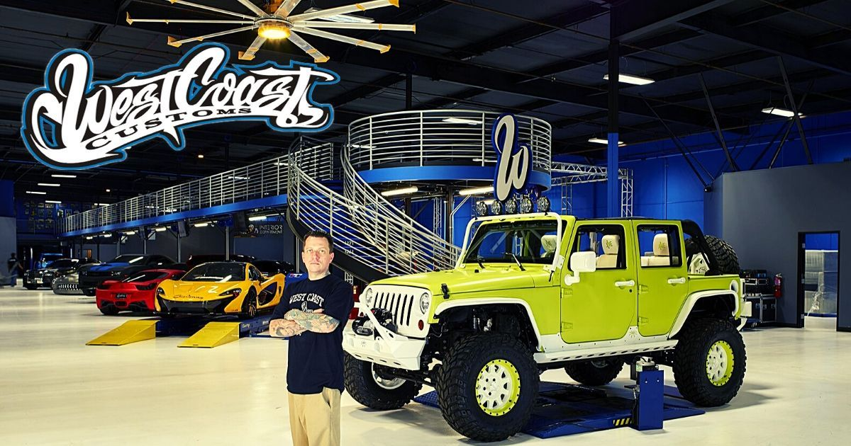 The Real Story Behind West Coast Customs Hotcars