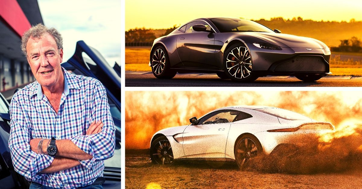 Here S Why Jeremy Clarkson Is Obsessed With Aston Martins
