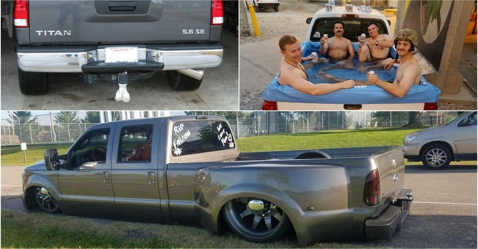 15 Things You Can Do To Your Pickup That Make No Sense Hotcars
