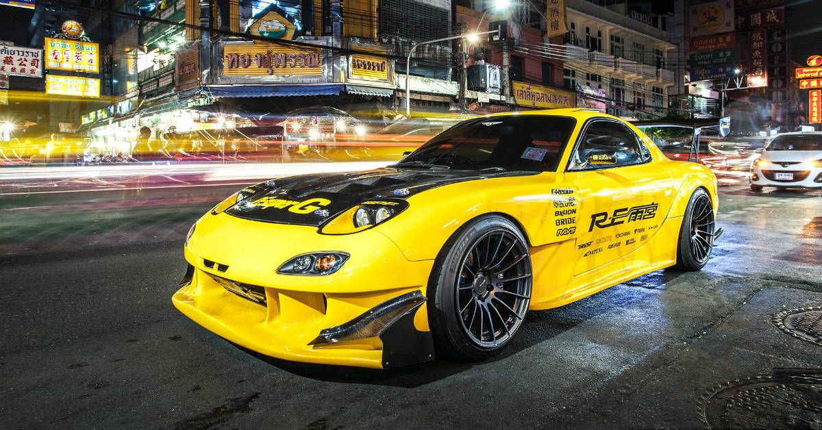 These 15 Japanese Cars From The '90s Should Always Be Modified