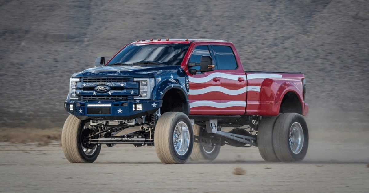 The Sickest Lifted Trucks We Ve Seen In 2020 Hotcars
