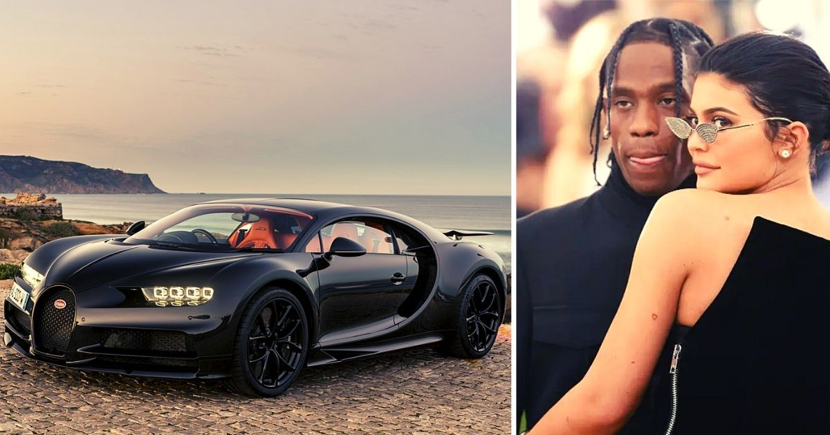 An Inside Look At Travis Scott's Insane $3 Million Bugatti Chiron