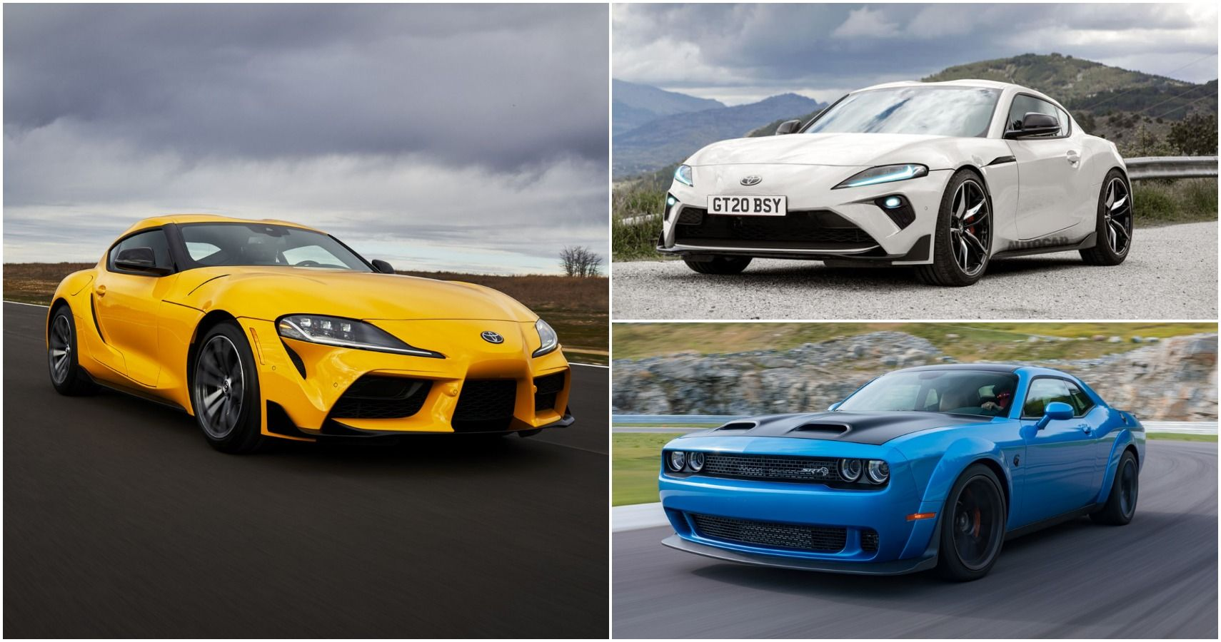 10 Coolest Sports Cars To Look Forward To In 2021 Hotcars