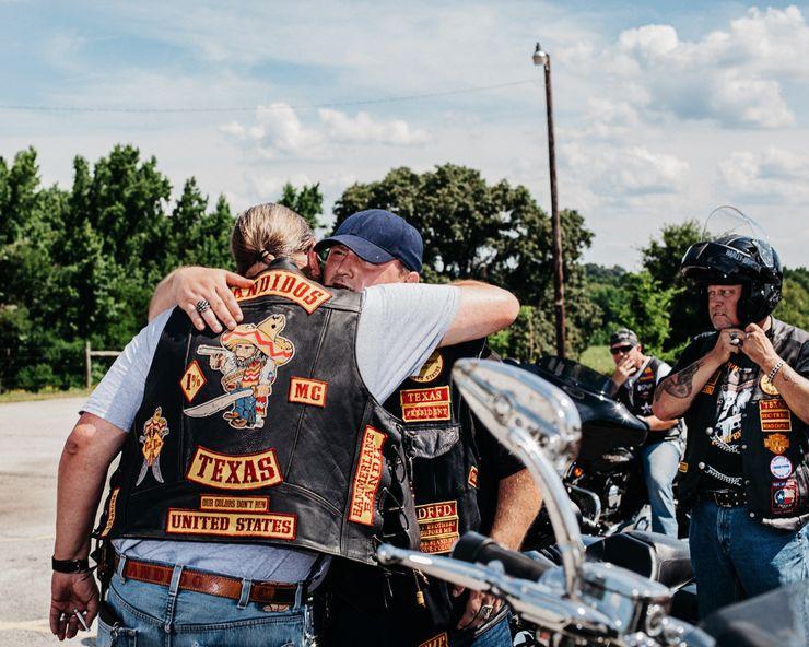 Bandidos bike gang
