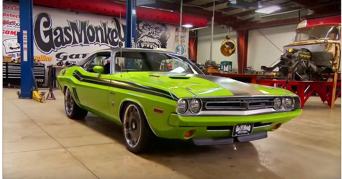 Here's What The Sickest Modded Dodge Challengers Look Like