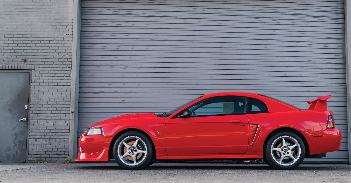 How Much Horsepower Does A Svt Cobra Mustang Have