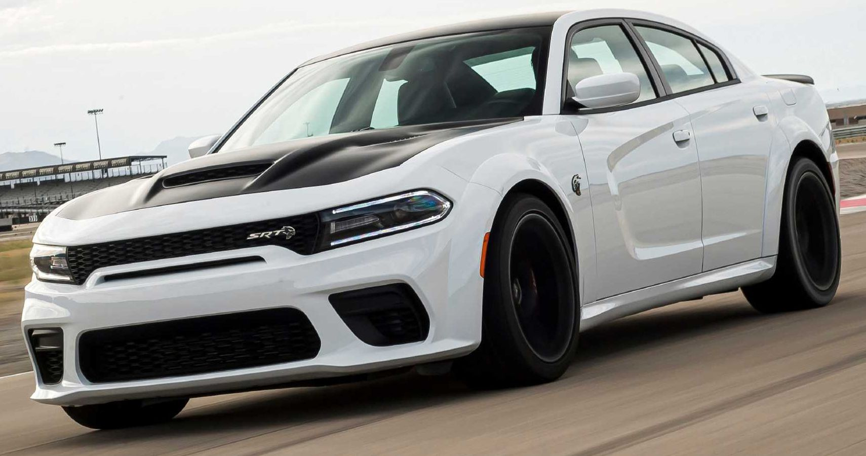 Dodge Introduces Demon Possessed 2021 Charger Hellcat Redeye