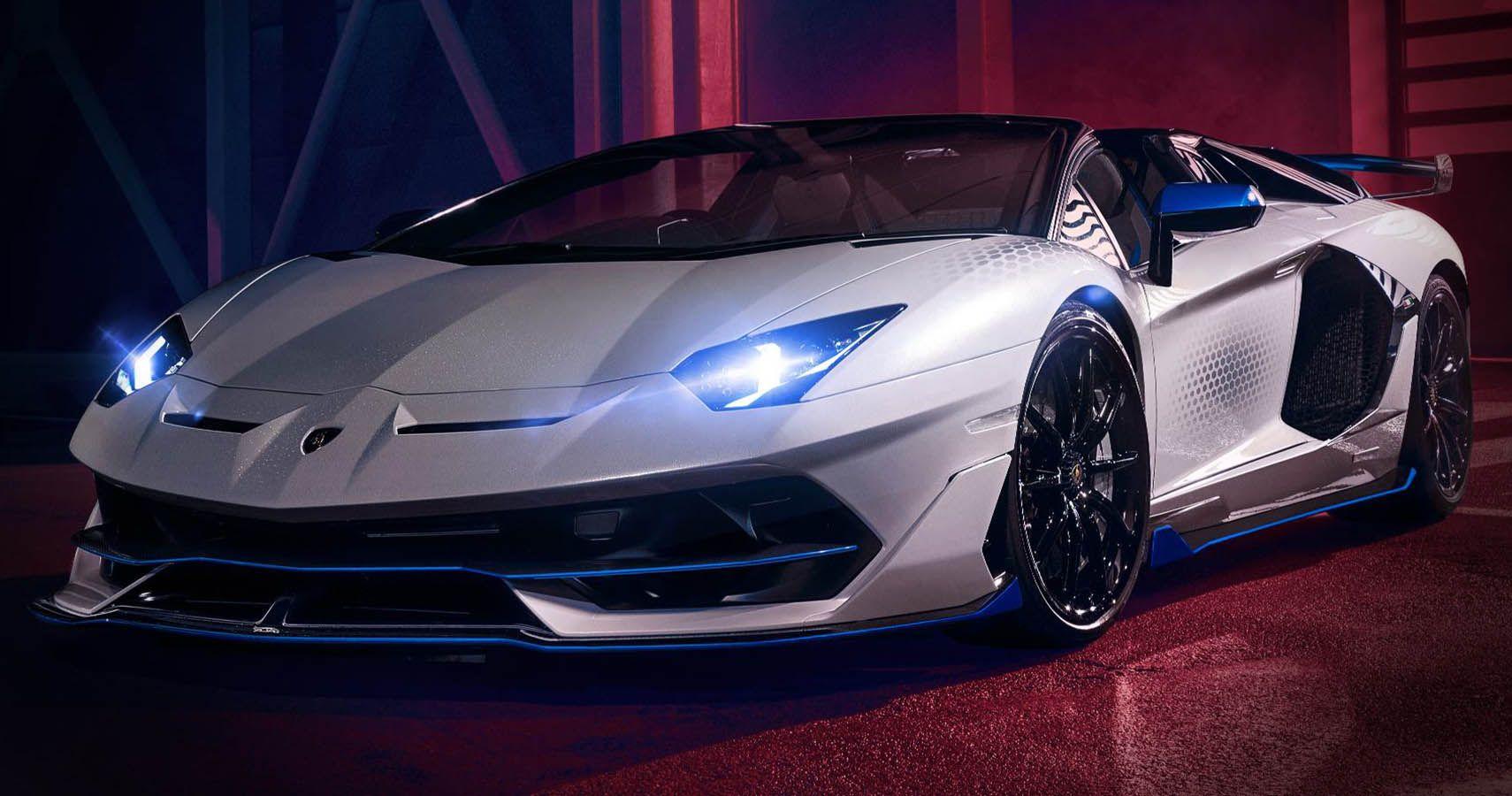 10 Insane Facts About Lamborghini's Special Edition Aventador SVJ Xago