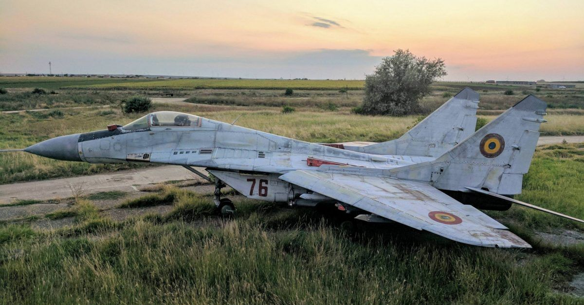 Spectacular Photographs Of Long Since Abandoned Military Aircraft