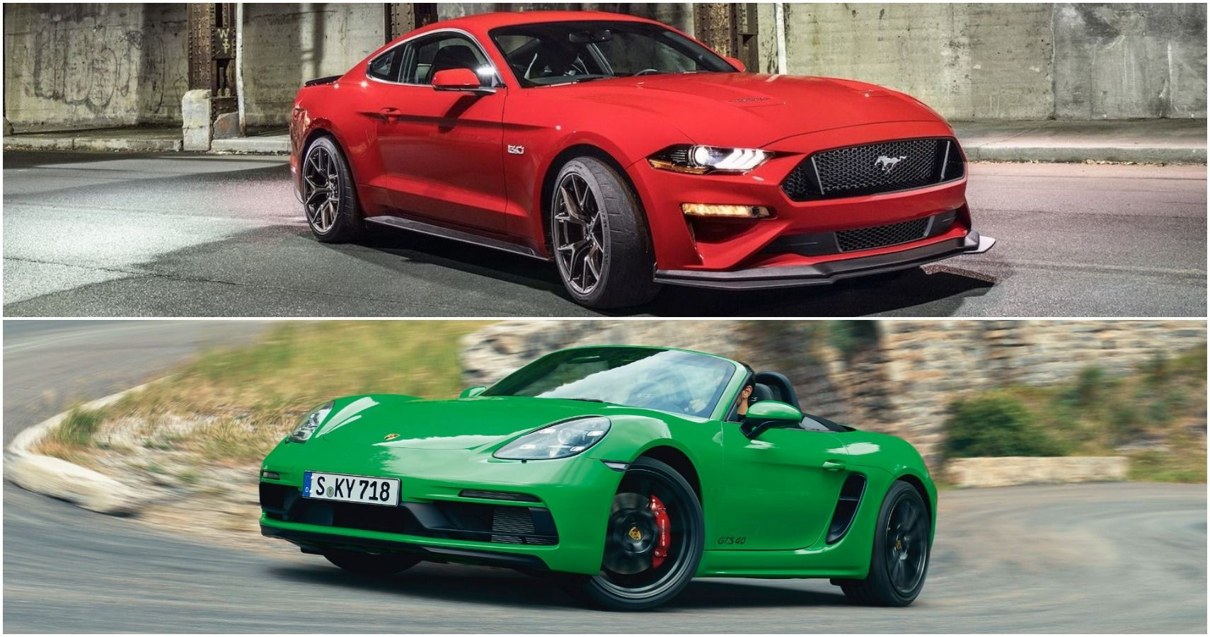 5 Cars That Are Actually Faster With A Manual Transmission (5 That Are Much Slower)
