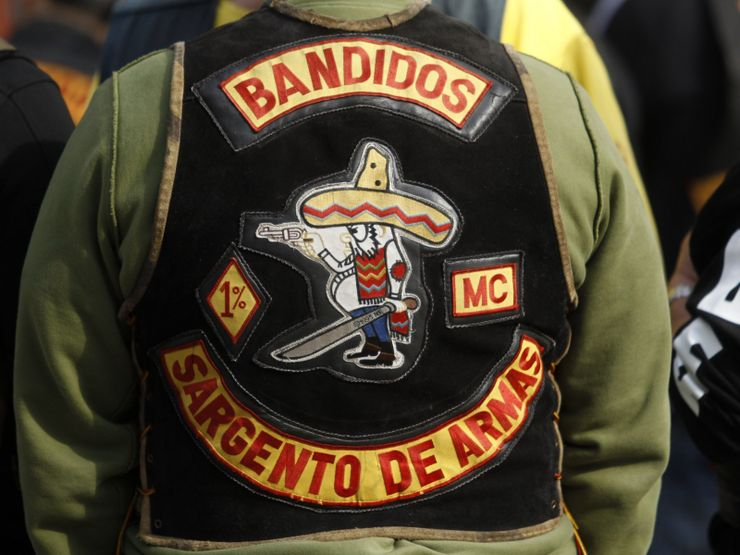 bandido motorcycle gang
