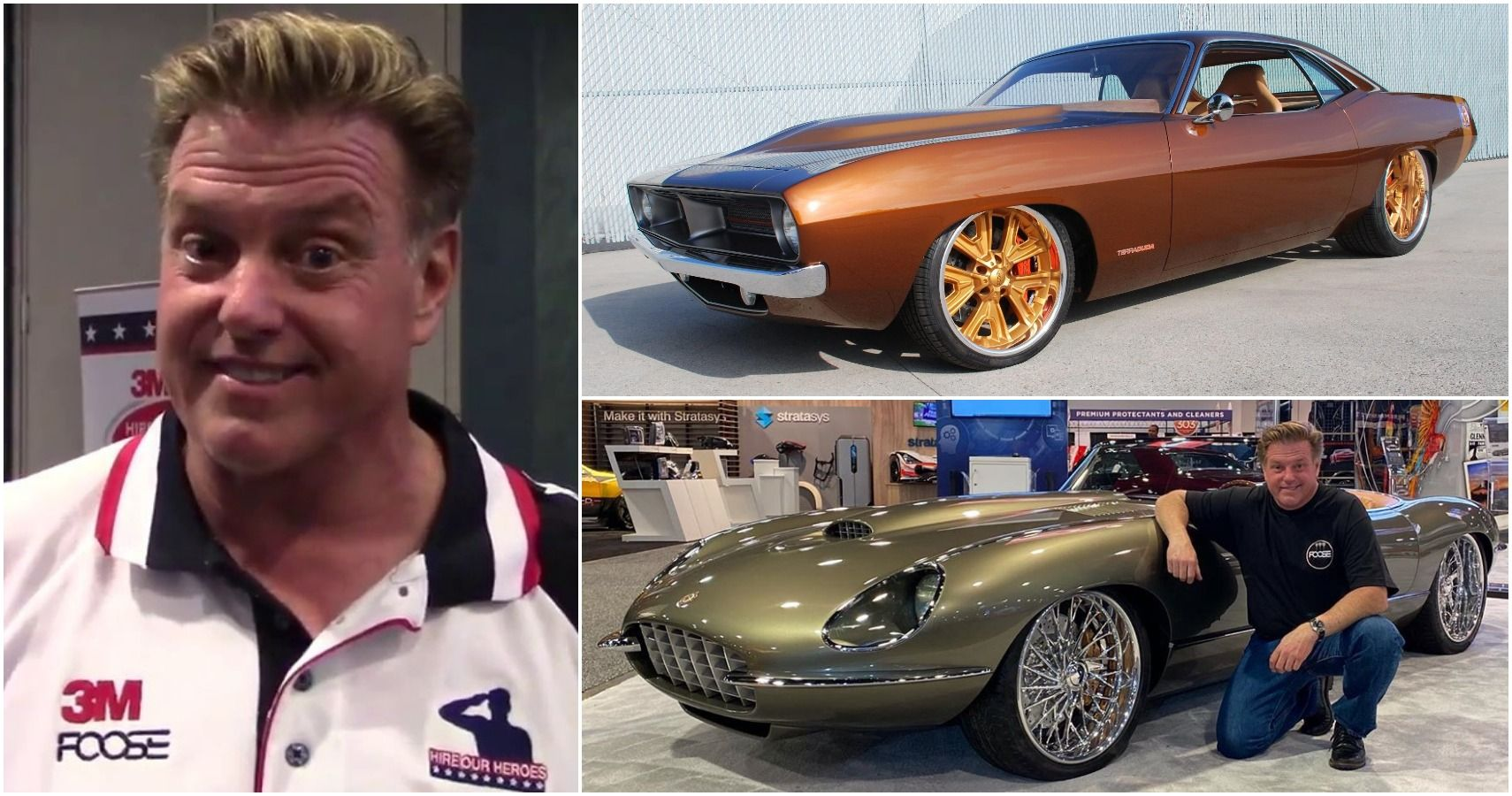 10 Of The Sickest Cars Custom-Made By Chip Foose Of Overhaulin'