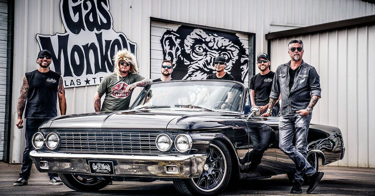 This Is What The Fast N Loud Cast Did Before The Show