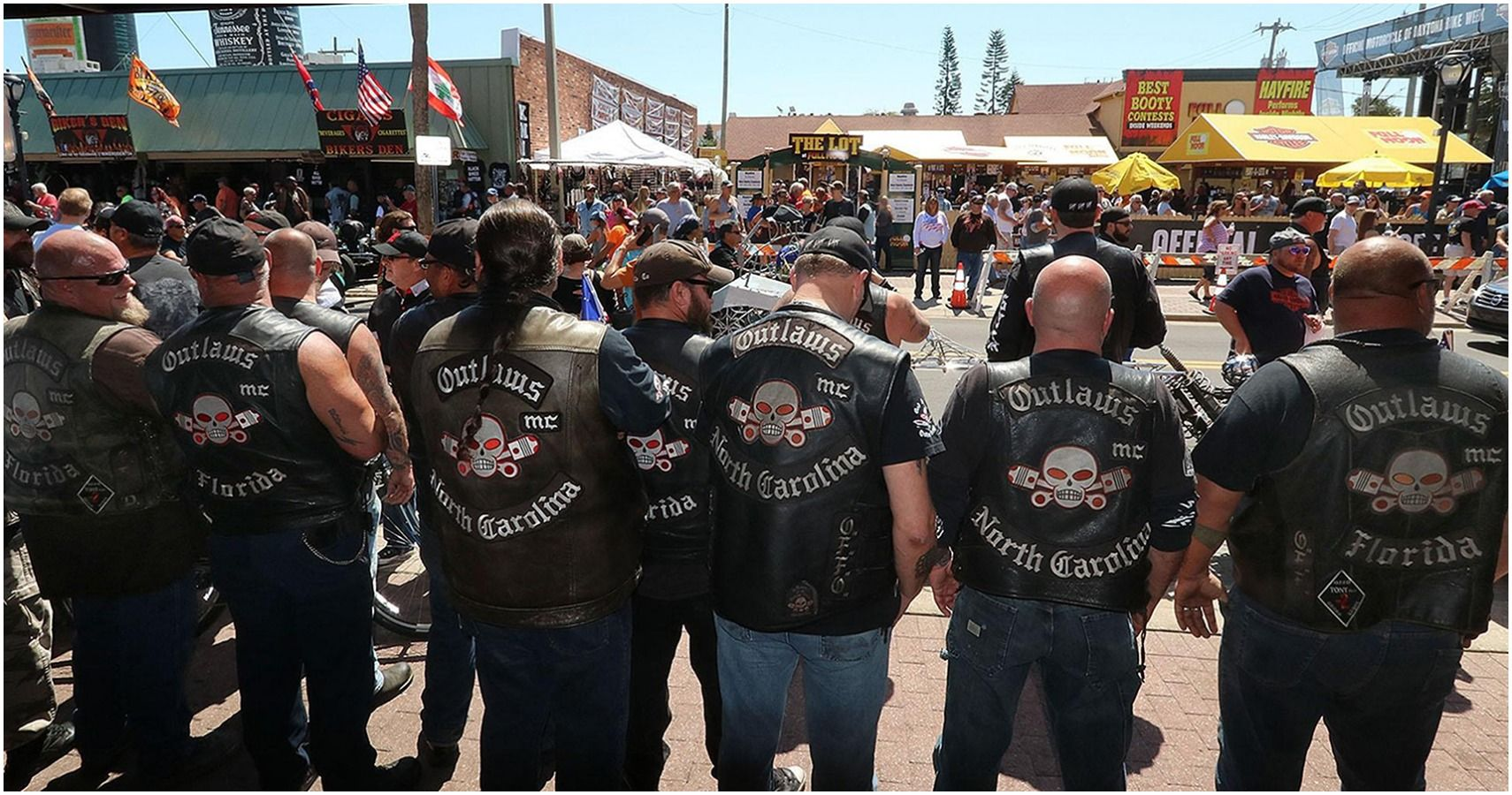10 Most Badass Motorcycle Clubs And Their Most Important Rules