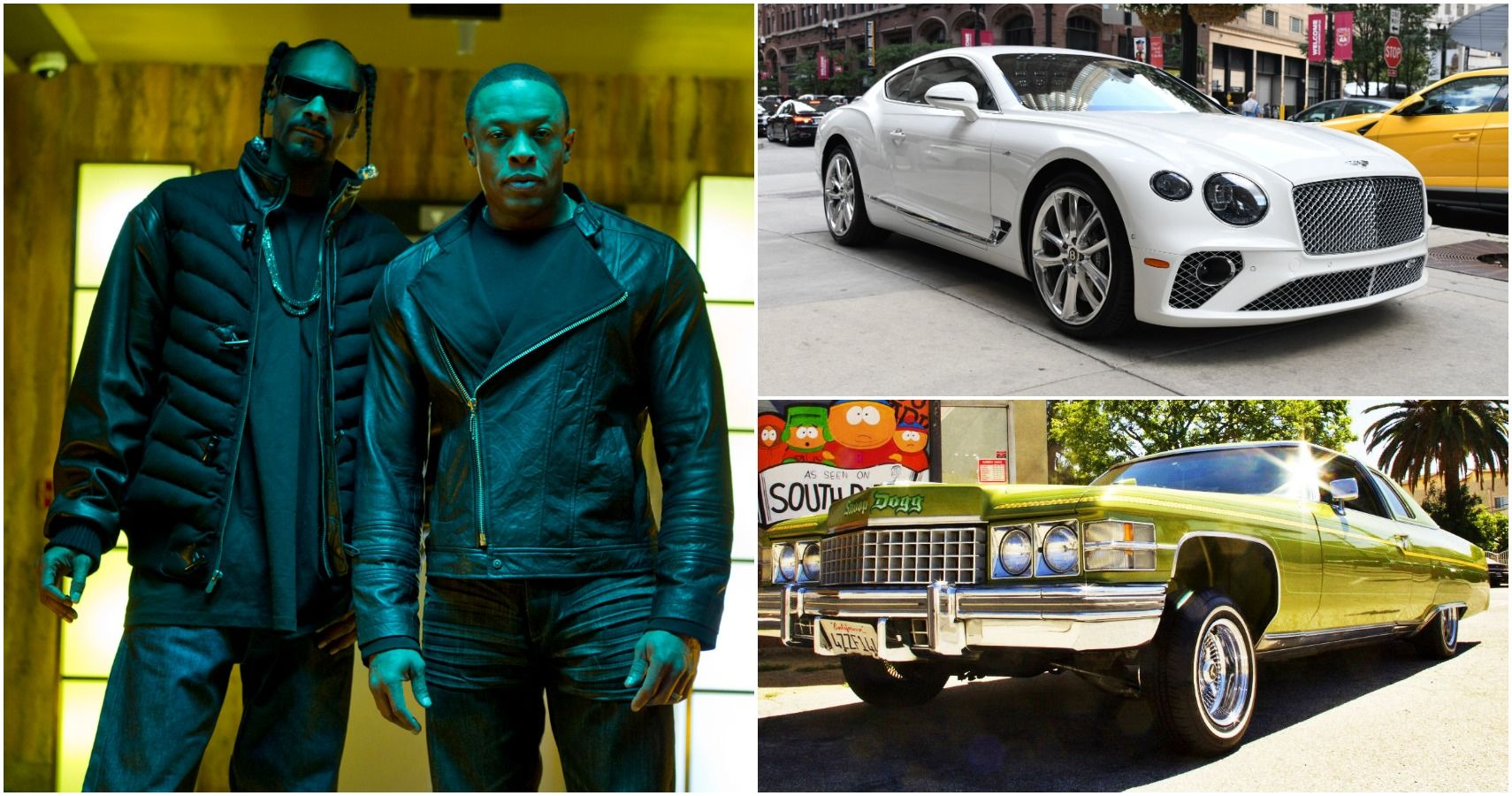 5 Of The Coolest Cars In Dr. Dre's Collection (and 5 In Snoop Dogg's)