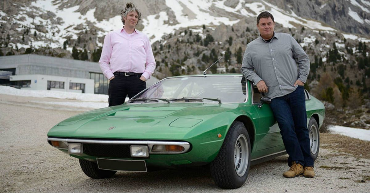 5 Coolest Cars The Wheeler Dealers Fixed (5 That Are Just Weird)