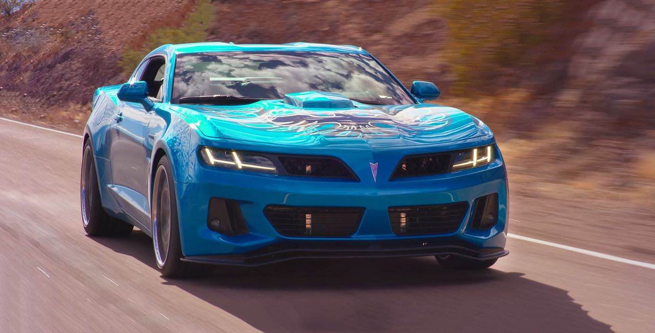2021 Pontiac Firebird Trans Am Specs and Review