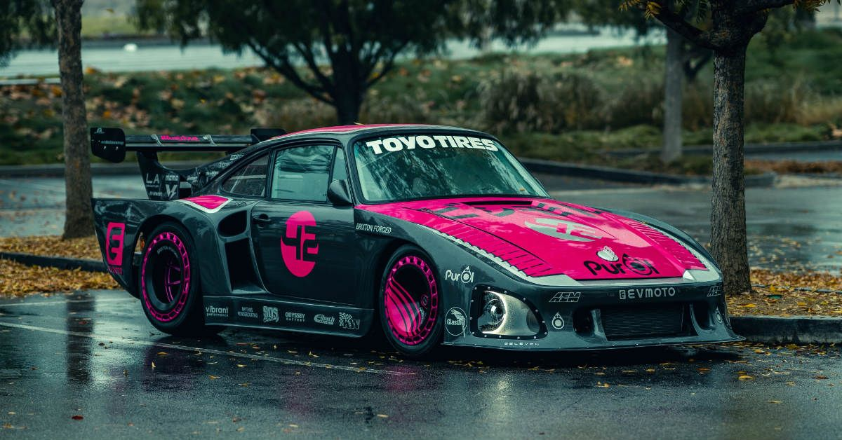 10 Awesome Pictures Of Modified Porsches You Need To See