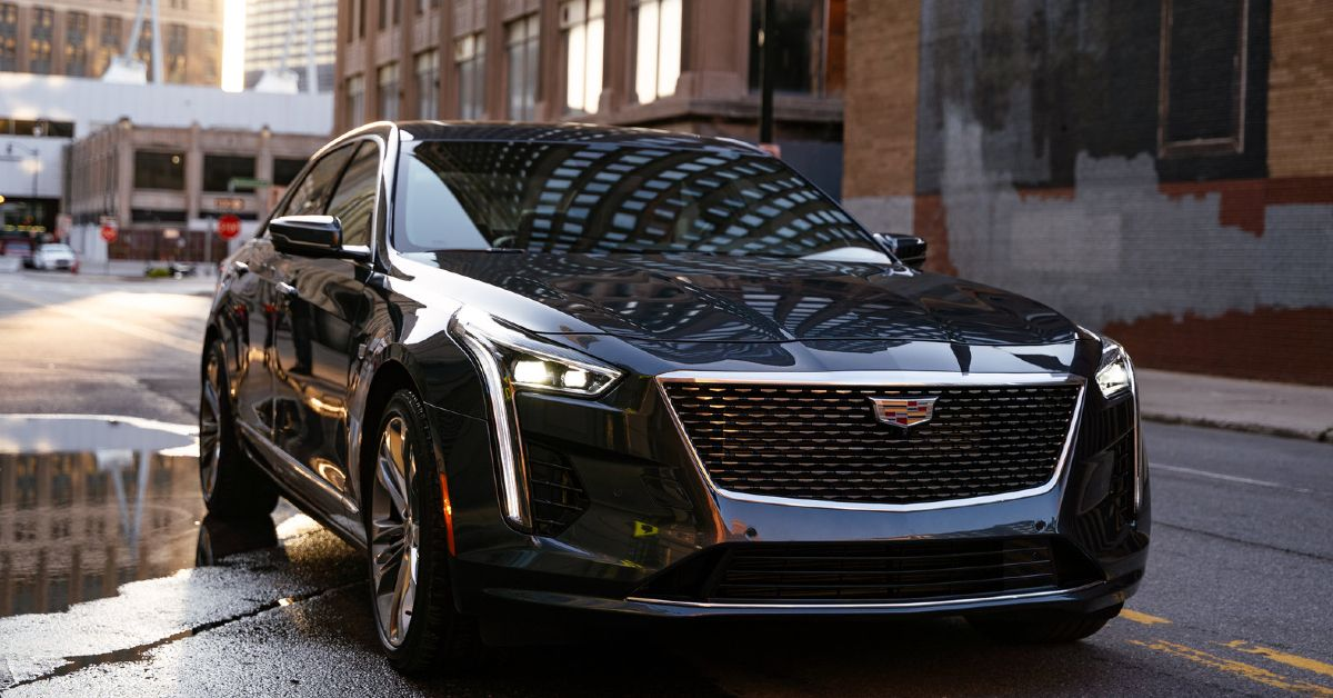 Here's How Cadillac Lost Its Edge In The Luxury Car War