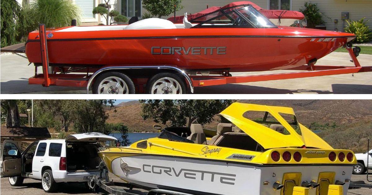 Malibu Corvette VS Car Masters' Corvette Boat: Who Did It Best?