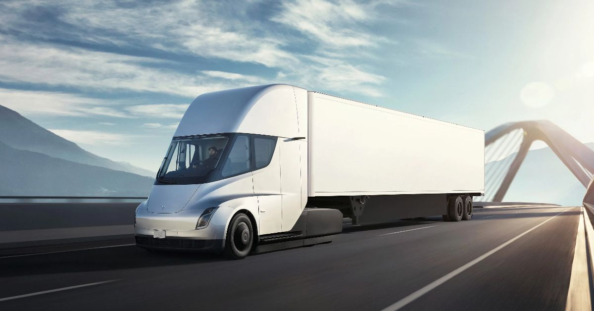 Evaluating The True Efficiency Of The Tesla Semi Truck | HotCars