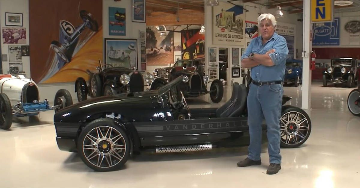 These Are The 10 Craziest Cars To Ever Appear On Jay Leno's Garage