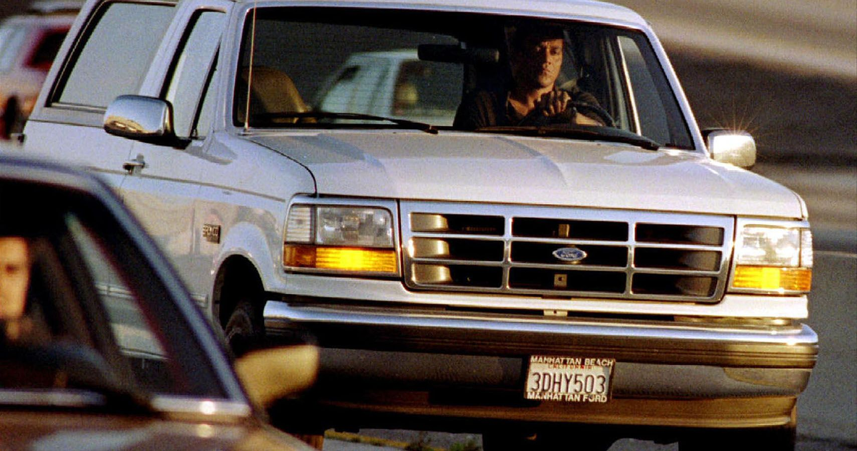 10 Things You Didn't Know About OJ's White Ford Bronco