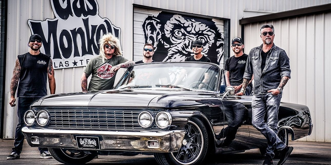 What The Cast Of Fast 'N Loud Keeps Under Wraps