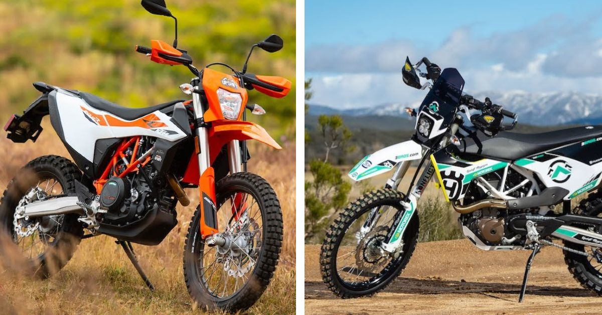 KTM 690 VS Husqvarna 701: Which Is The Better Enduro Bike?