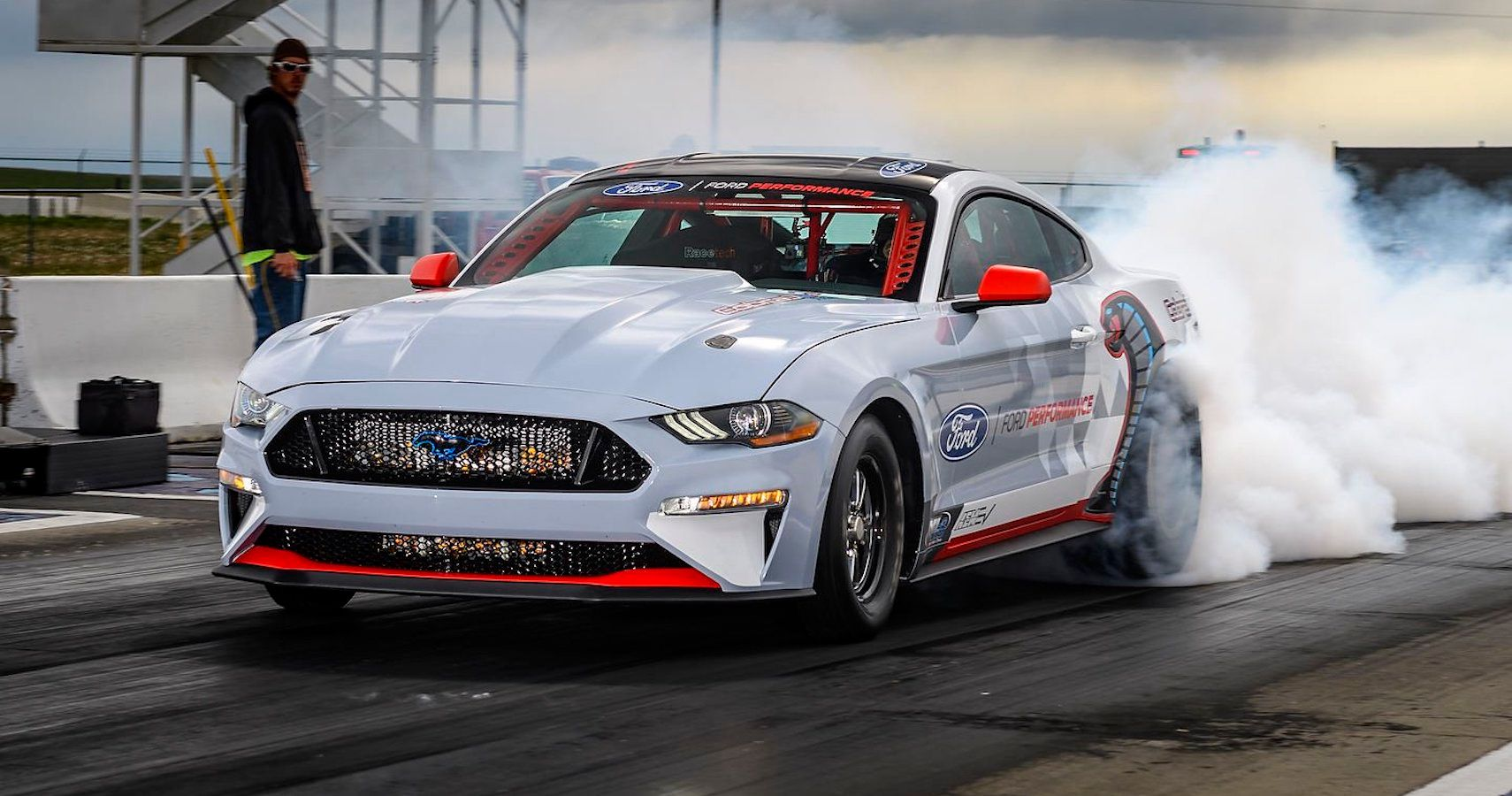 Ford Mustang Cobra Jet Is Here To Crush All Others With 1502 Electric Horses