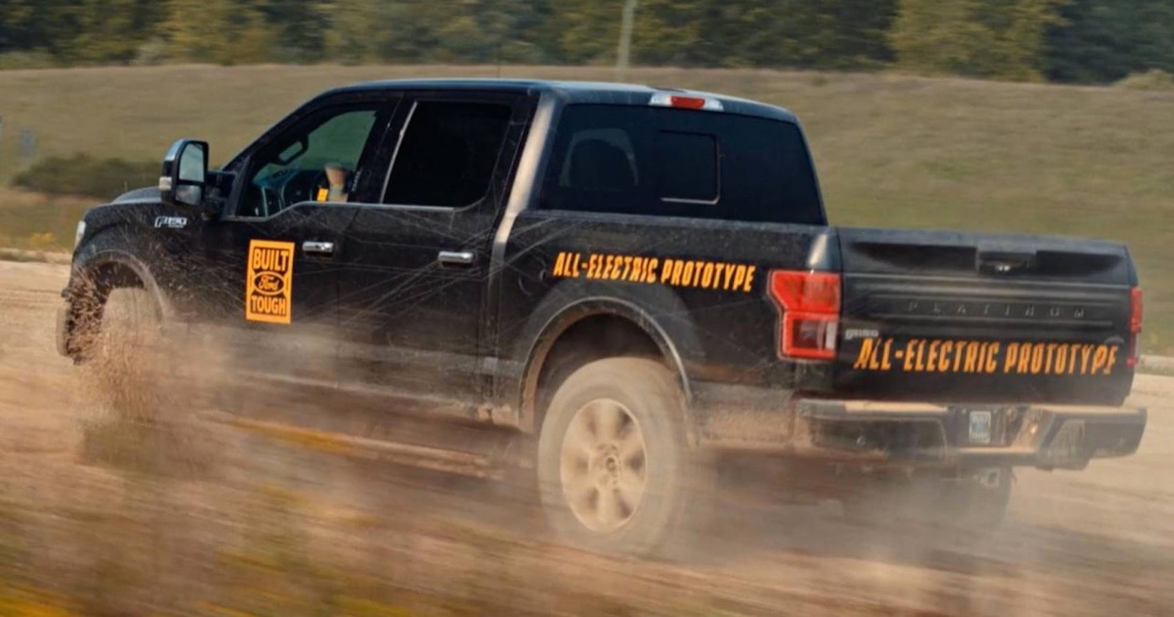 Electric Ford F-150 Features More Horsepower, Torque And A Mobile Generator