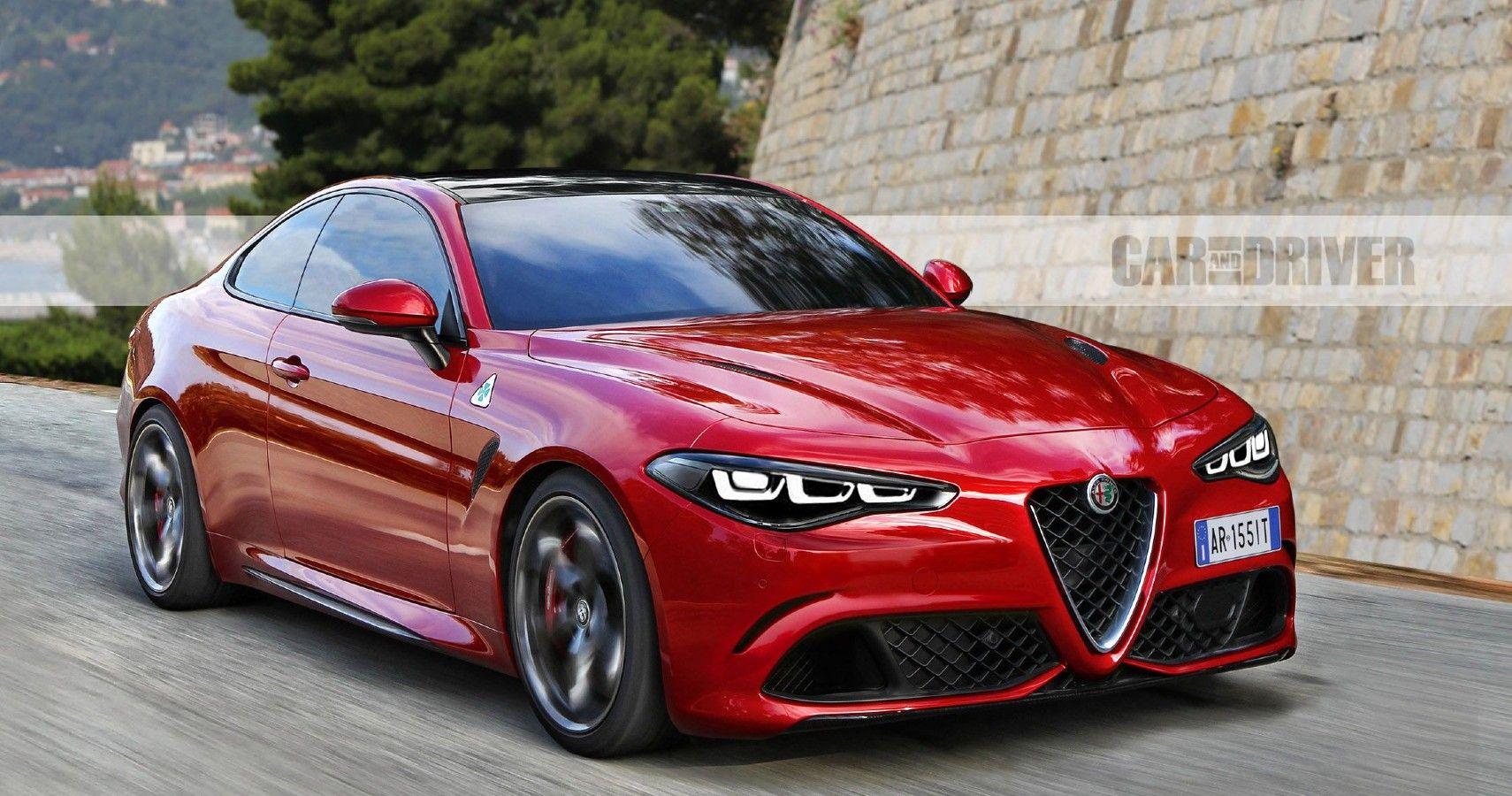 2021 Alfa Romeo GTV: What We Know So Far | HotCars