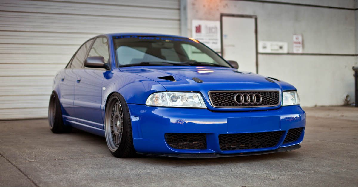 10 Sickest Audi Performance Cars Ever