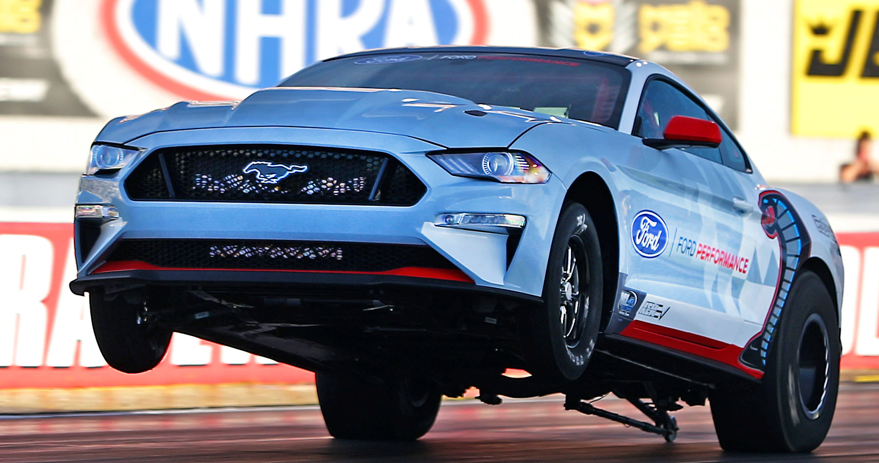 Mustang Cobra Jet: Watch Ford Share The Electric Dragster's Epic Origin Story
