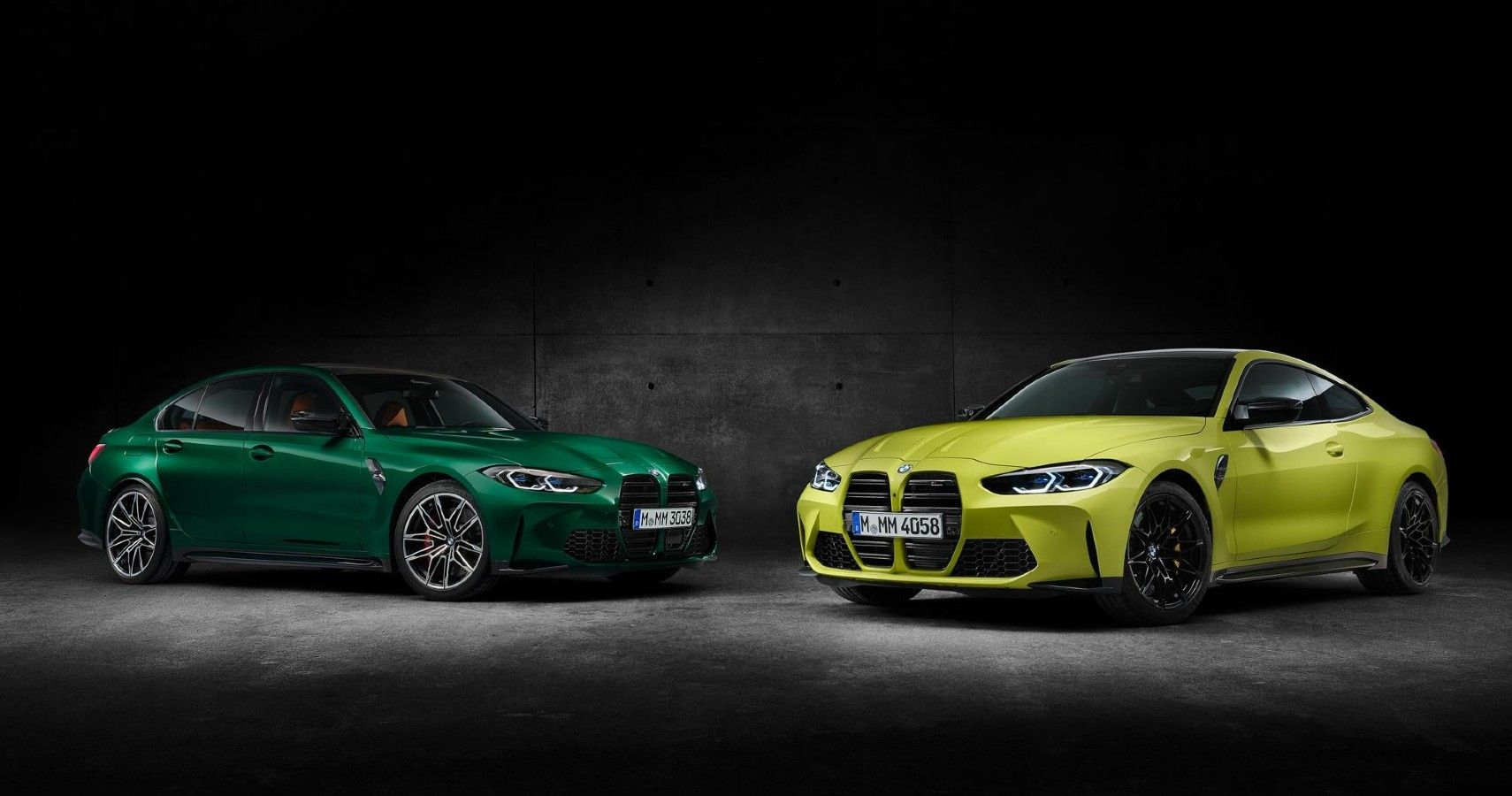 Leaked Photos Reveal BMW M3 And M4 In The Flesh | HotCars