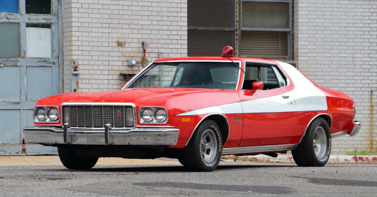 The Most Legendary Vehicles From '70s And '80s TV Shows
