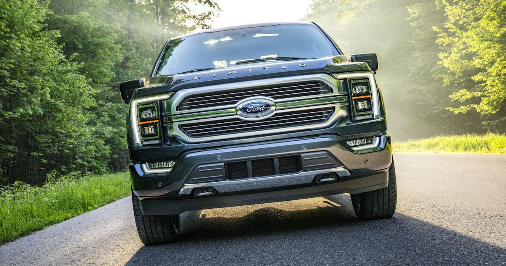 Ford Announces Their All-Electric F-150 | HotCars