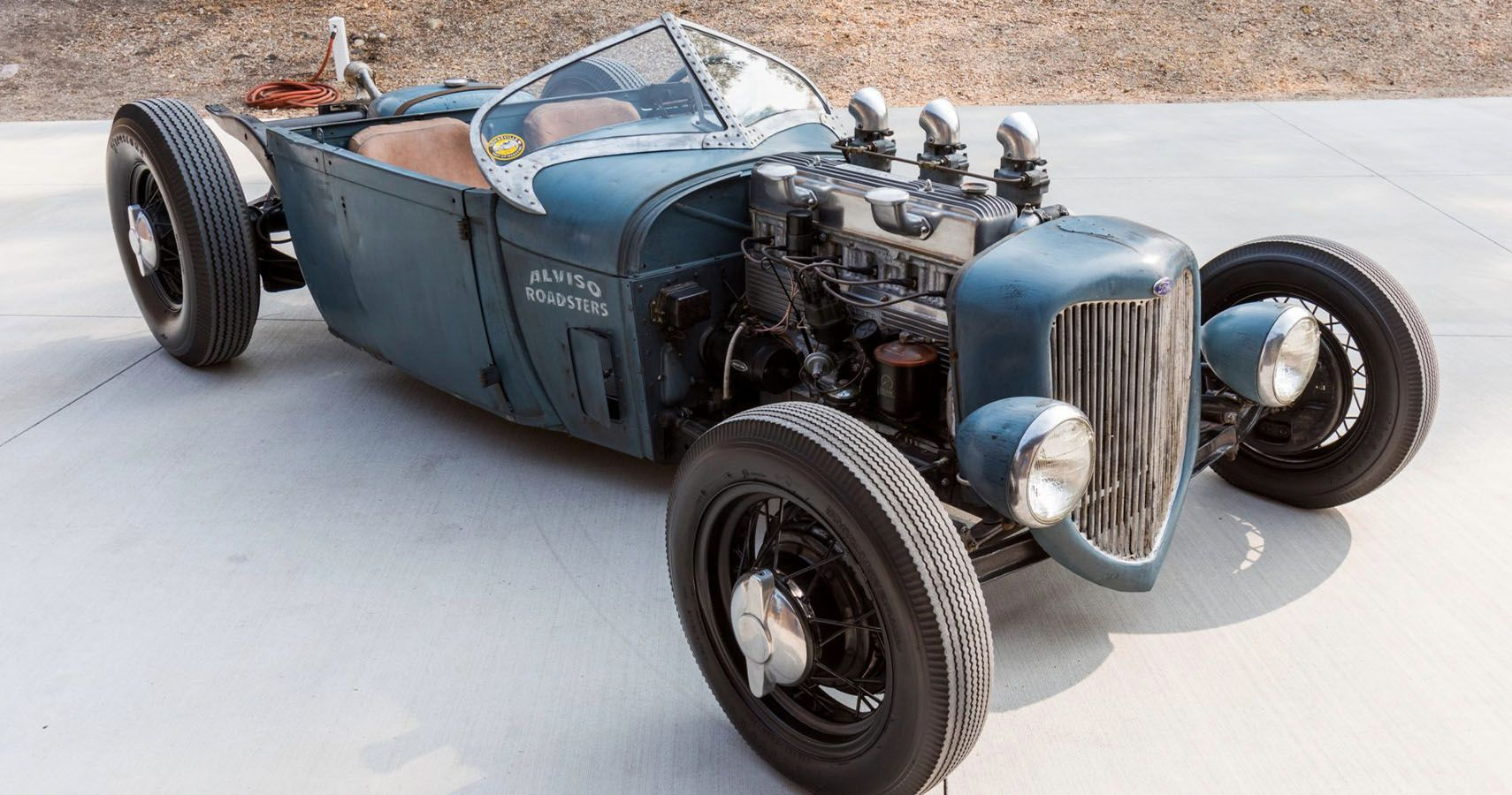 Check Out This Award-Winning Ford Model A Hot Rod | HotCars