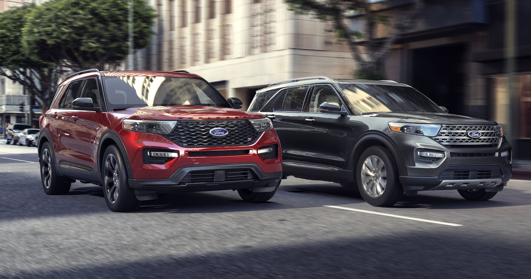 Ford Recalling Over 700,000 Vehicles Due To Faulty Backup Cameras