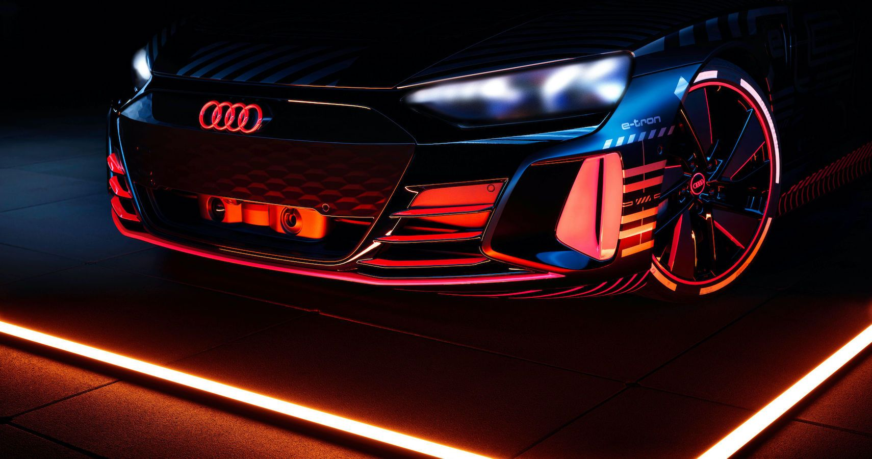 Real Version Of Iron Man's Audi E-Tron GT Set For Production In Germany