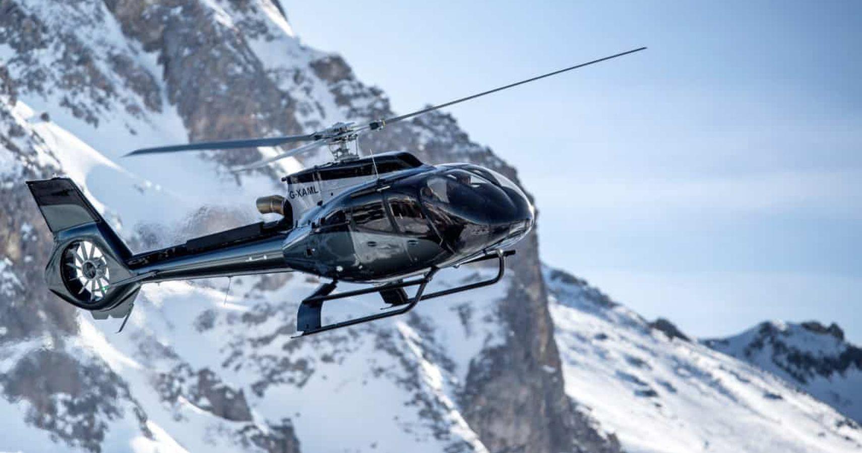 Airbus ACH130 Aston Martin Edition Chopper Scores Global Deals