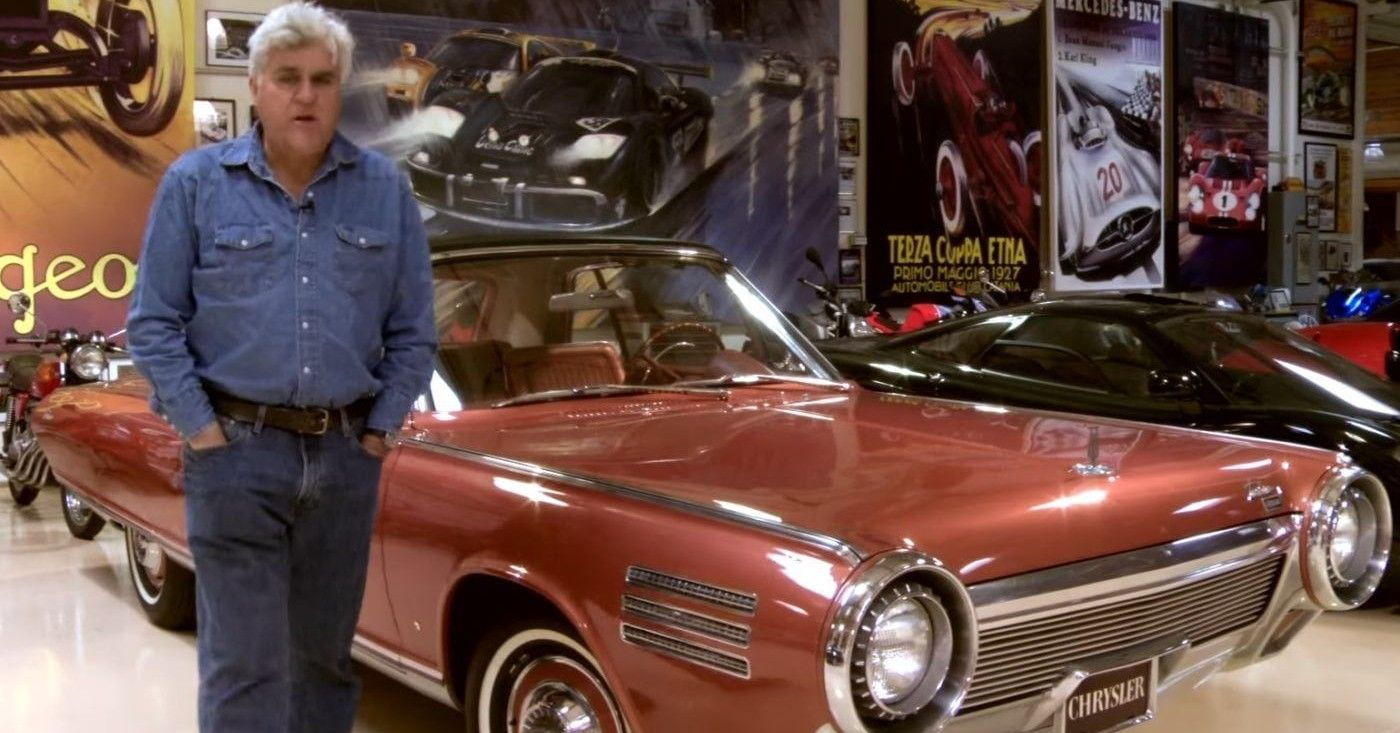 This Is The Rarest Car From Jay Leno's Garage | HotCars
