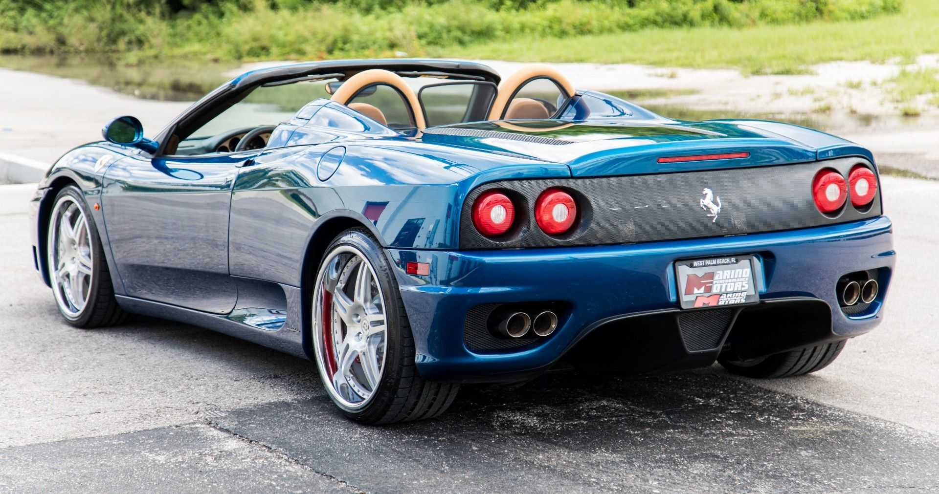 This Is How Much A Ferrari 360 Spider Is Worth Today Hotcars