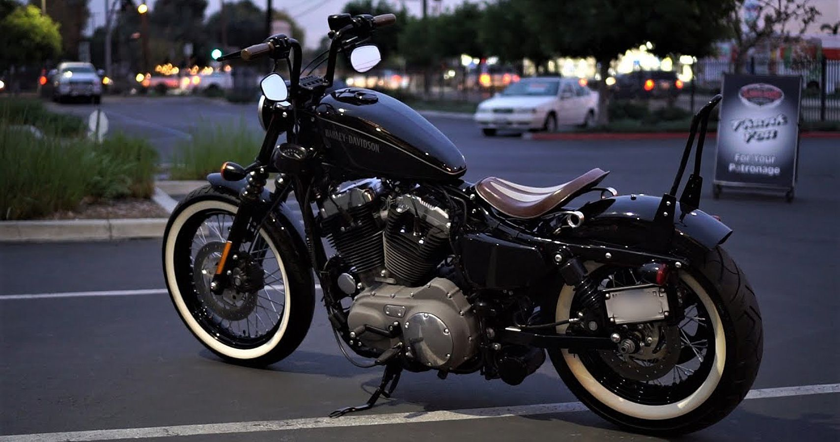 Here S What You Need To Know About The Harley Davidson Nightster Motorcycle