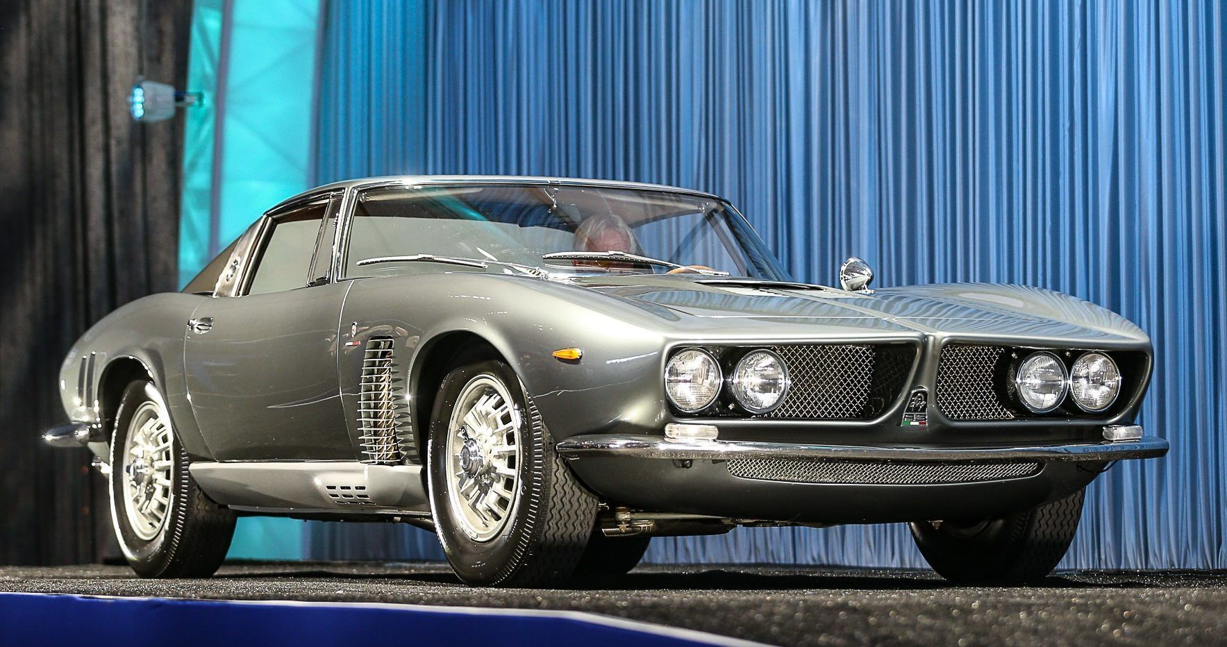 10 Most Beautiful Cars Designed By Giorgetto Giugiaro | HotCars