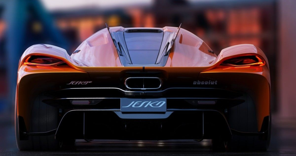 Koenigsegg Jesko: Cost, Facts And Figures | HotCars