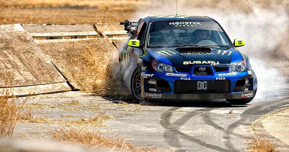 Retro Review: Ken Block Sets The Internet On Fire In His First Gymkhana Video