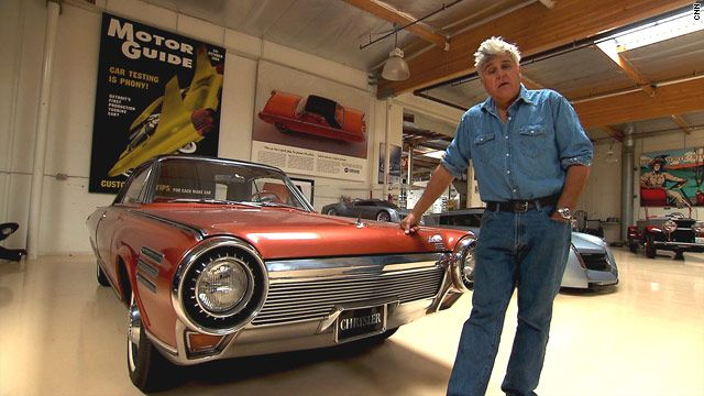 This Is The Rarest Car From Jay Leno's Garage