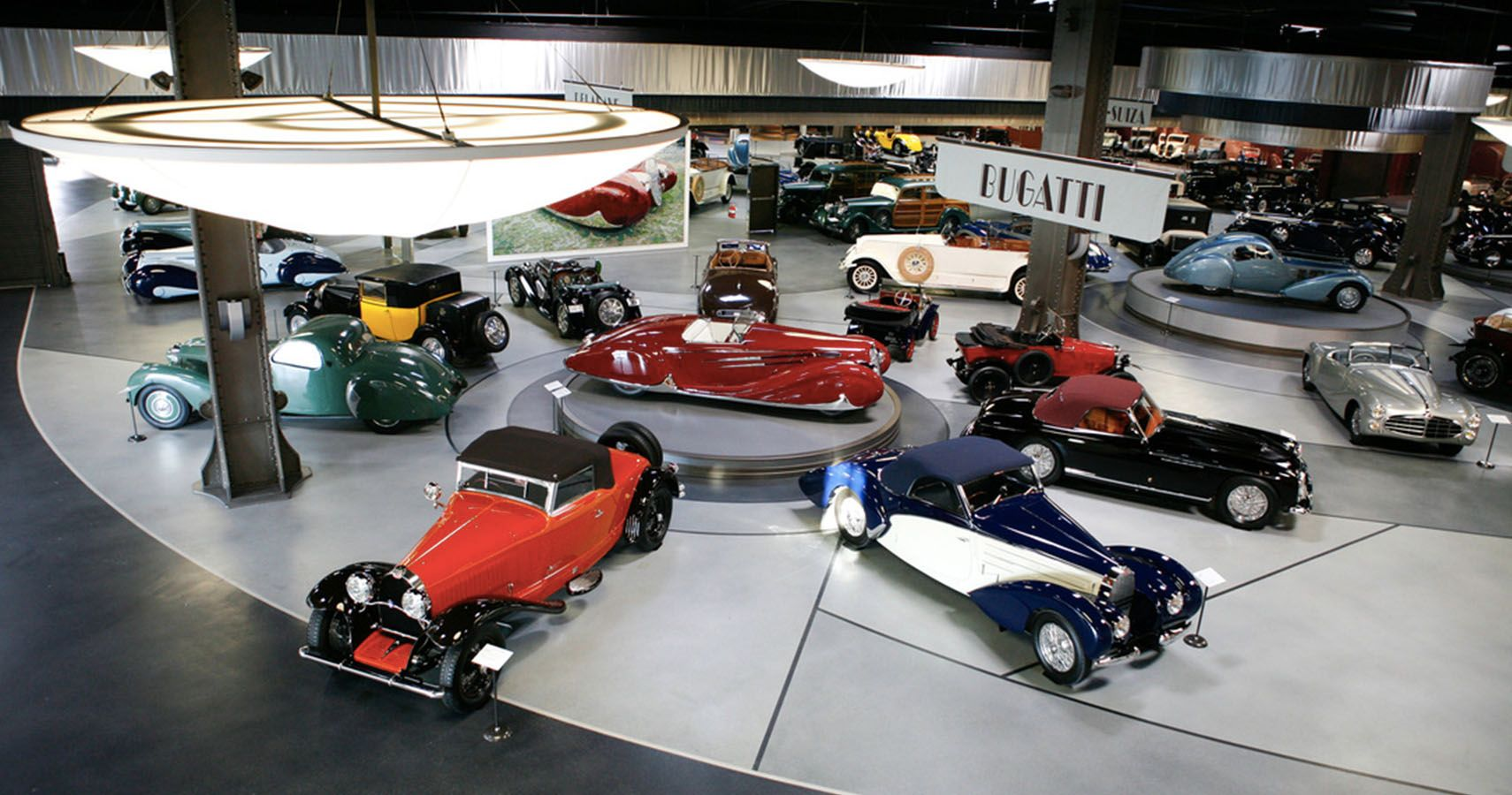 Mullin Automotive Museum Announces New Docent Tour YouTube Series
