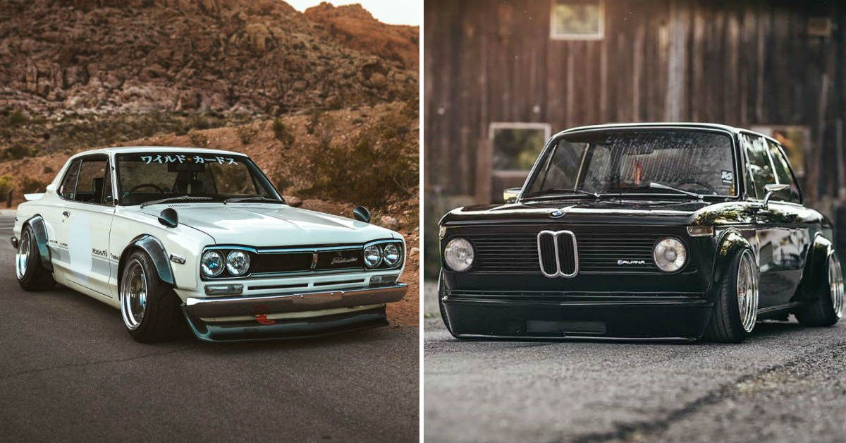5 Classic European Cars That Are Now Surprisingly Cool (5 Classic Japanese Cars We'd Rather Buy)